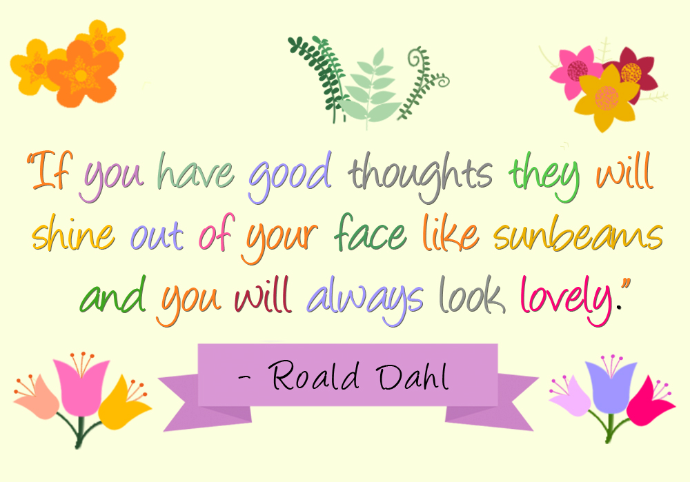 Top 10 Roald Dahl Quotes with Pictures - Imagine Forest