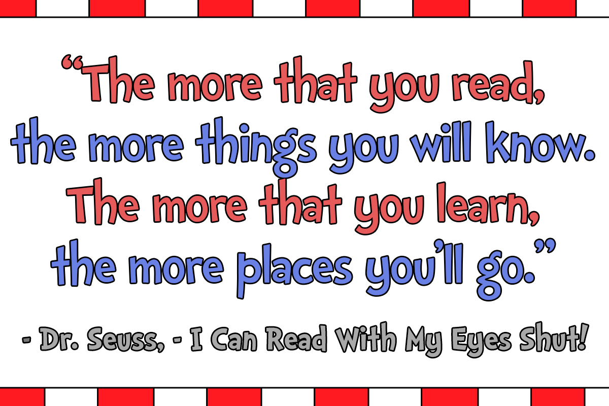 Dr Seuss Quotes About Love Top 10 Quotes From Childrens Books  Imagine Forest