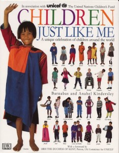 Children Just Like Me - Children's Books about Diversity