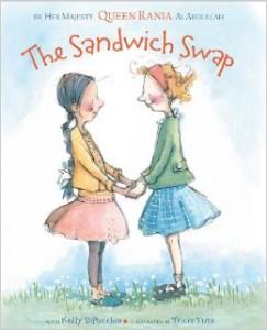The Sandwich Swap - Children's Books about diversity