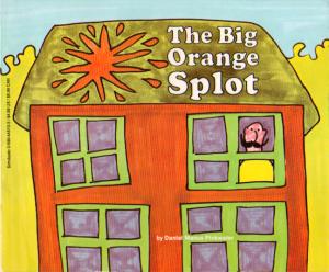 The_Big_Orange_Splot - Children's Books about Diversity