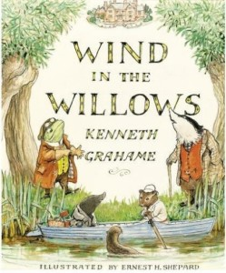 Wind in the Willows - Mr. Toad (Animals from children's books)