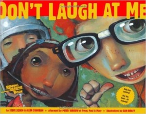 Don't Laugh at Me - children's anti-bullying books