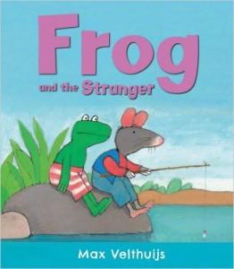 Frog and the Stranger - children's anti-bullying books