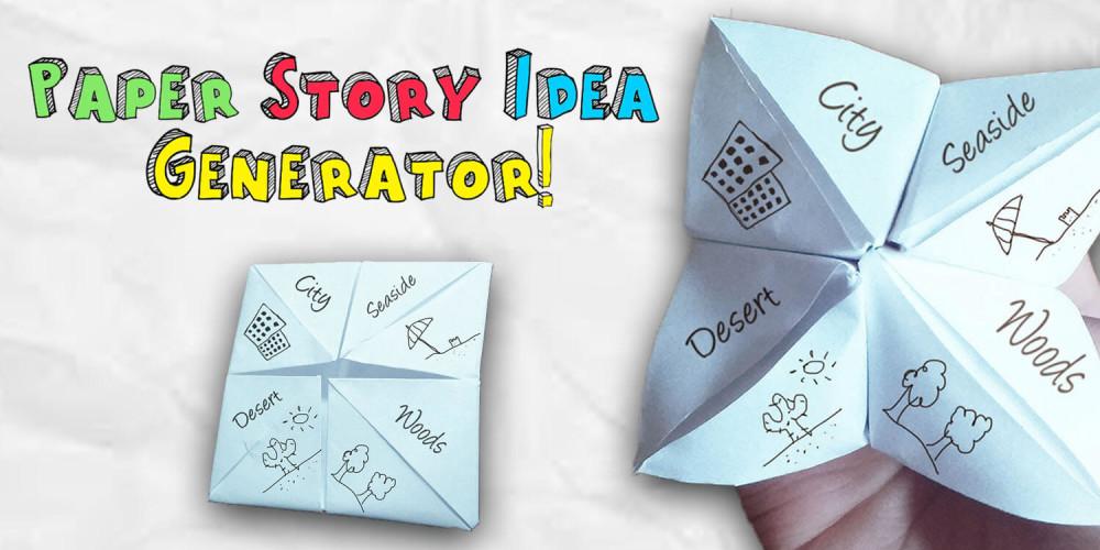 thesis idea generator