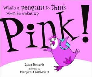 Pink - children's anti-bullying books