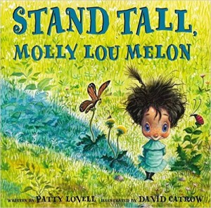 Stand Tall Molly Lou Melon - children's anti-bullying books