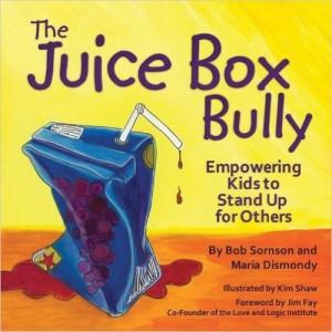 The Juice Box Bully - children anti-bullying books