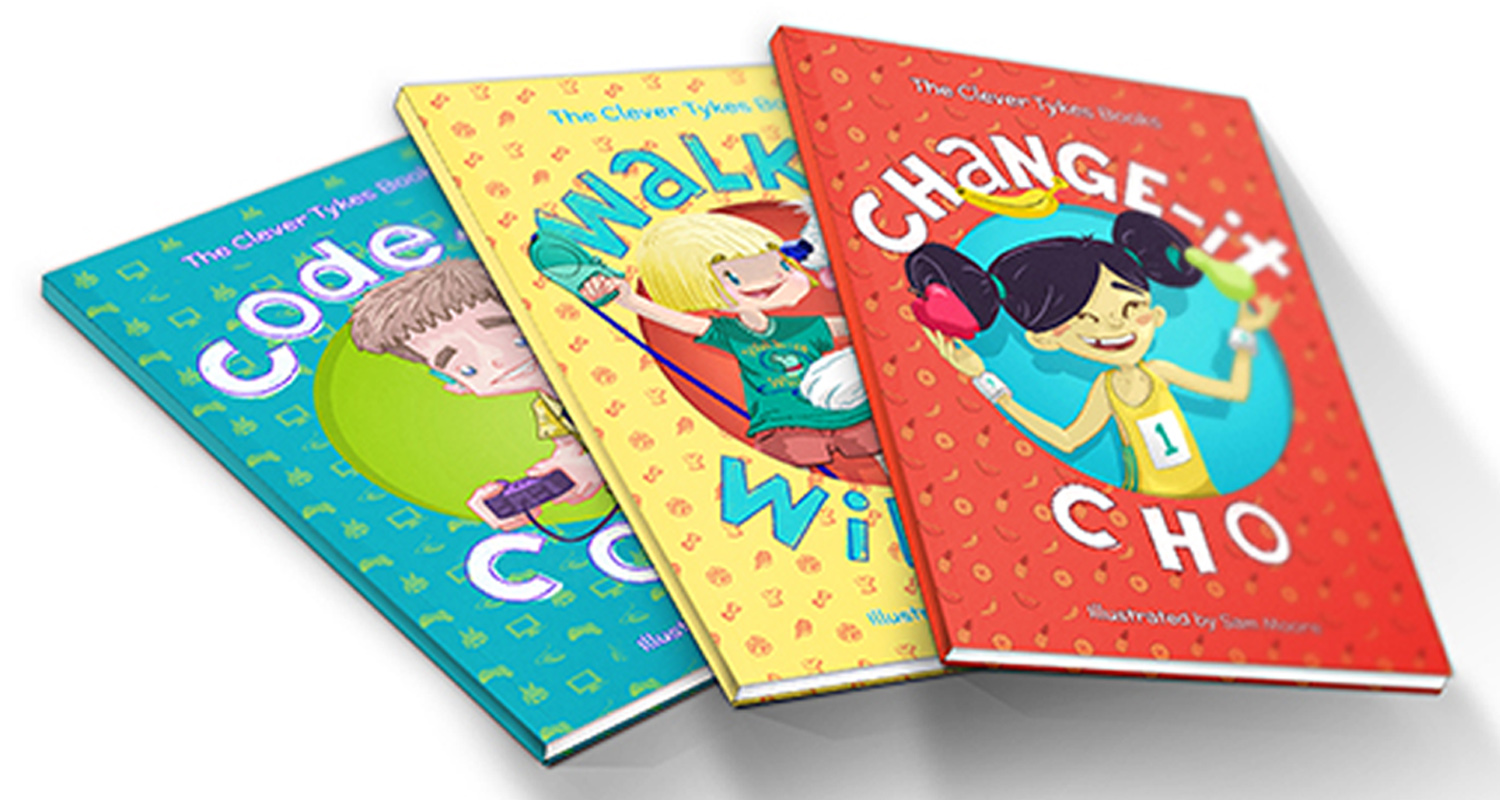Clever Tykes - Book Series