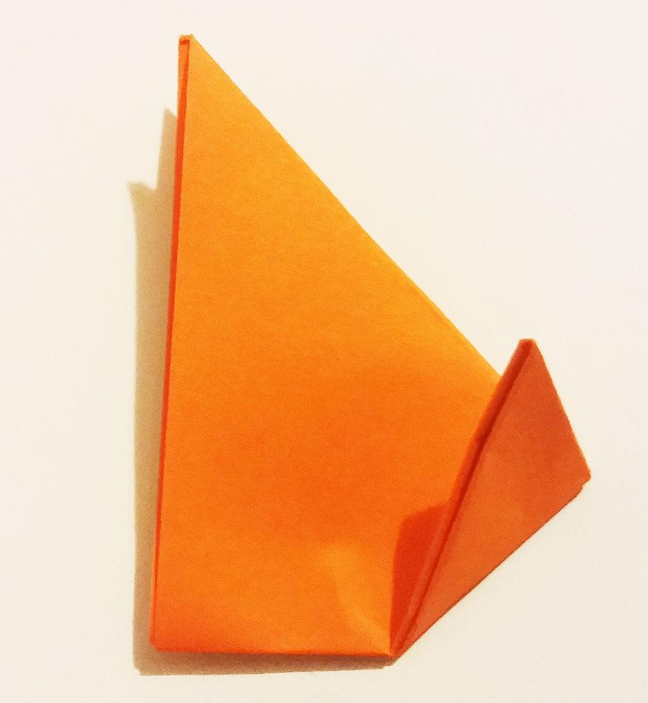 Easy Origami Fox Tutorial Imagine Forest