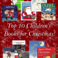 Top 10 Children's Books for Christmas_imagine forest