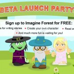 Imagine Forest beta website launch