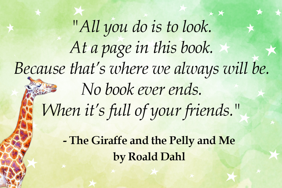 Top 10 Roald Dahl Quotes With Pictures Imagine Forest