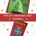 3D christmas card tutorial for kids - imagine forest_v2