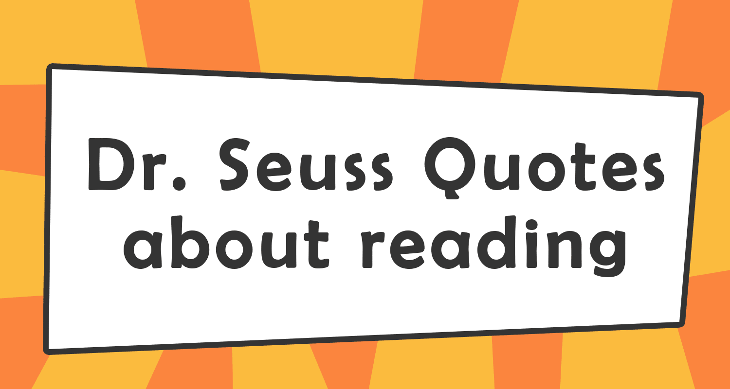 5 Dr. Seuss Quotes abo...