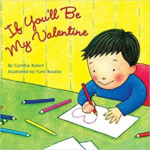 Valentine's Day picture books for kids_If You'll Be My Valentine