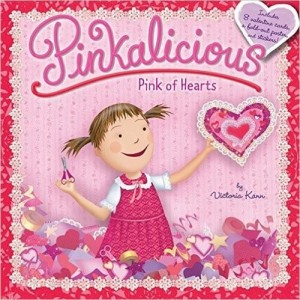 Valentine's Day picture books for kids_Pinkalicious: Pink of Hearts
