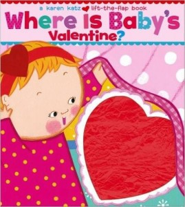 Valentine's Day picture books for kids_Where Is Baby's Valentine?