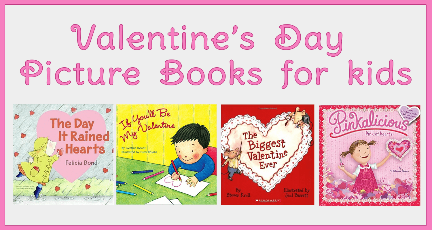 Valentine's Day picture books for kids_imagine forest
