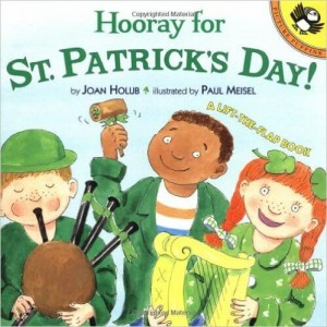Hooray for St. Patrick's Day_St. Patrick's Day books for kids_Imagine Forest