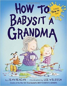 How to babysit a grandma_ Mother's Day Books for Kids _Imagine Forest