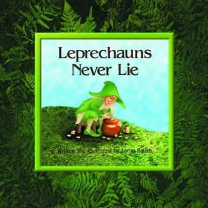 Leprechauns Never Lie_ St. Patrick's Day books for kids _Imagine Forest