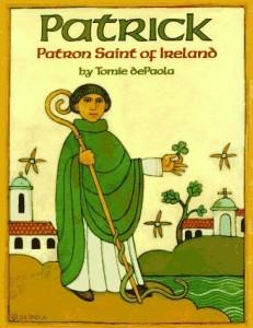 Patrick Patron Saint of Ireland_ St. Patrick's Day books for kids _Imagine Forest