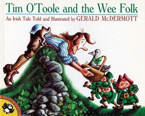 Tim O'Toole and the Wee Folk_ St. Patrick's Day books for kids _Imagine Forest
