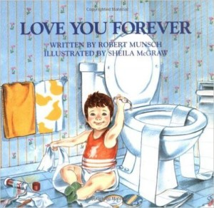 love you forever_ Mother's day books for kids _Imagine Forest