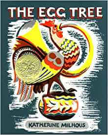 Easter books for kids aged 8 to 11 _ egg tree _ Imagine Forest