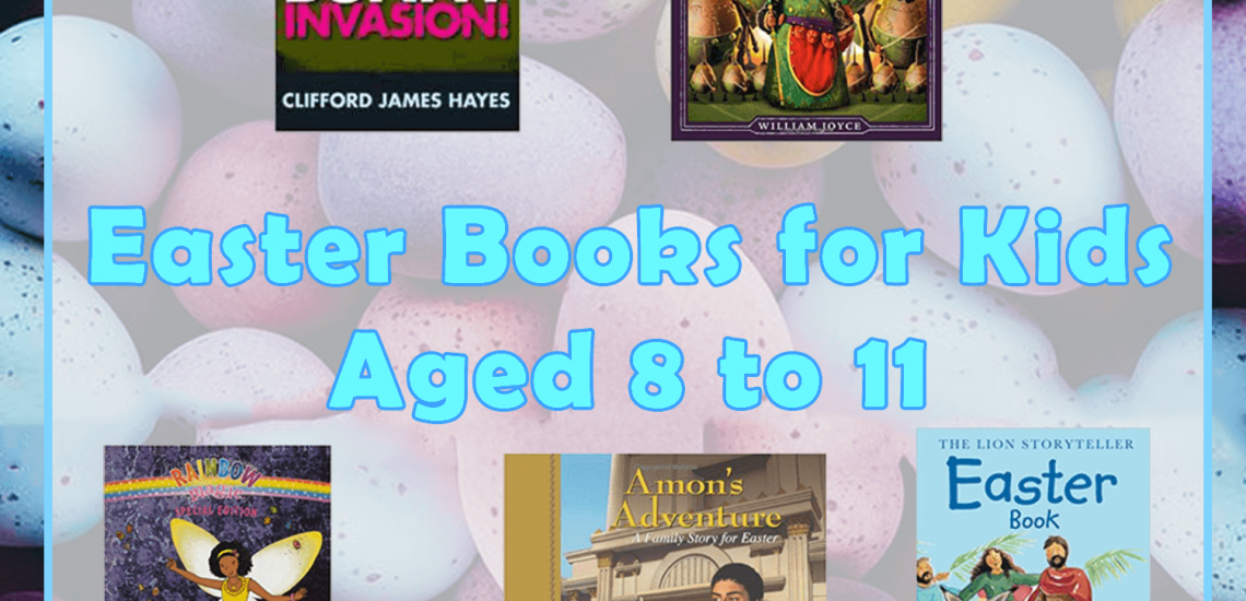 easter books for kids aged 8 to 11 _ Imagine Forest_update