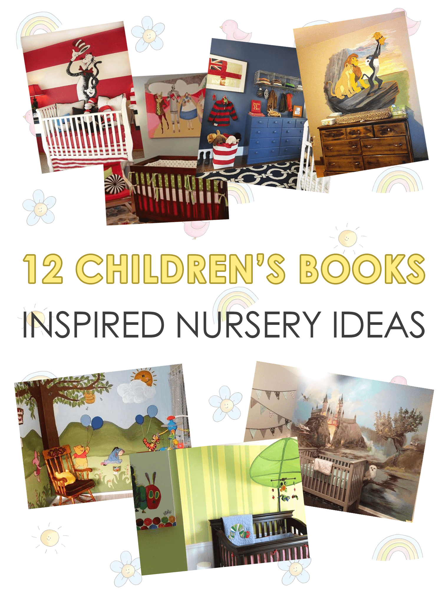12 Children S Book Inspired Nursery Ideas Imagine Forest