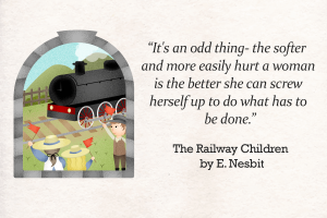 Inspirational Quotes from The Railway Children_quote image_1