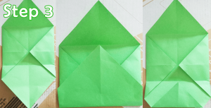 step 3_DIY Animal Envelopes tutorial
