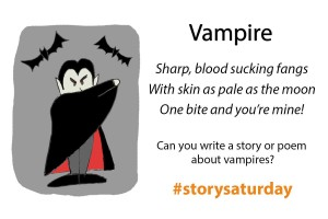 Vampire Poems For Kids Story Saturday Imagine Forest