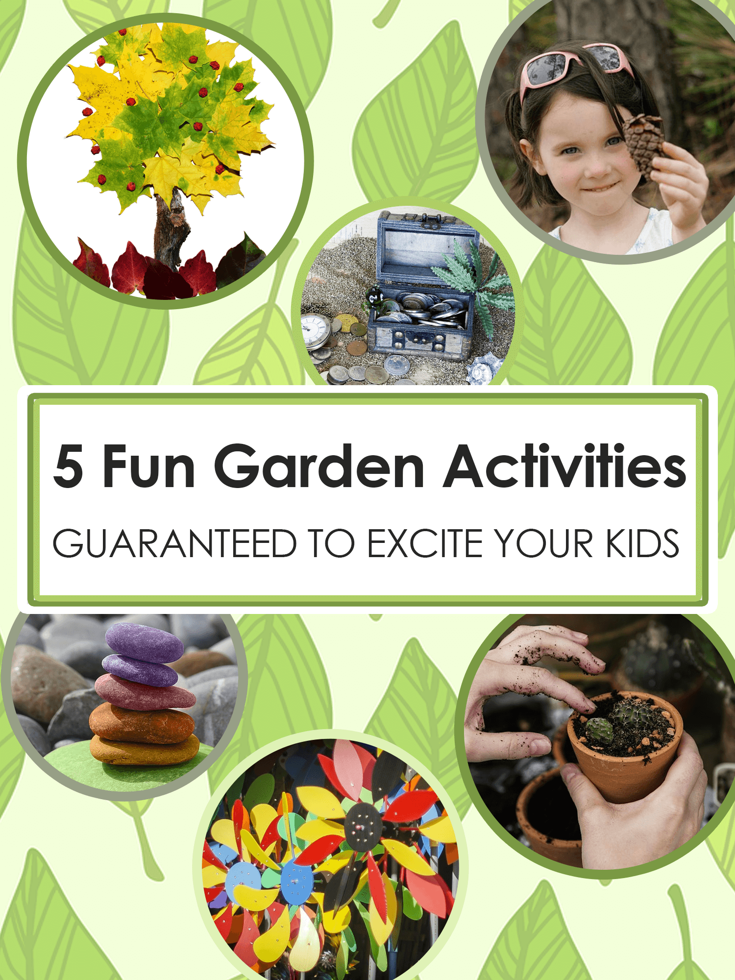 5 Fun Garden Activities Guaranteed To Excite Your Kids Imagine Forest