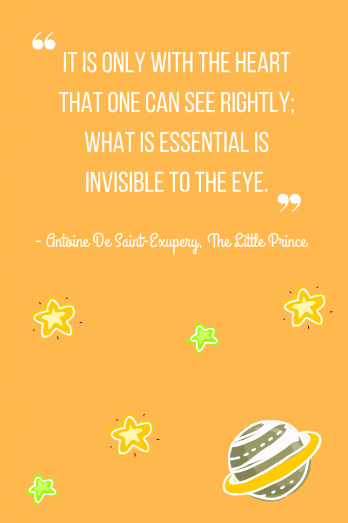 Inspiring quotes from The Little Prince_1