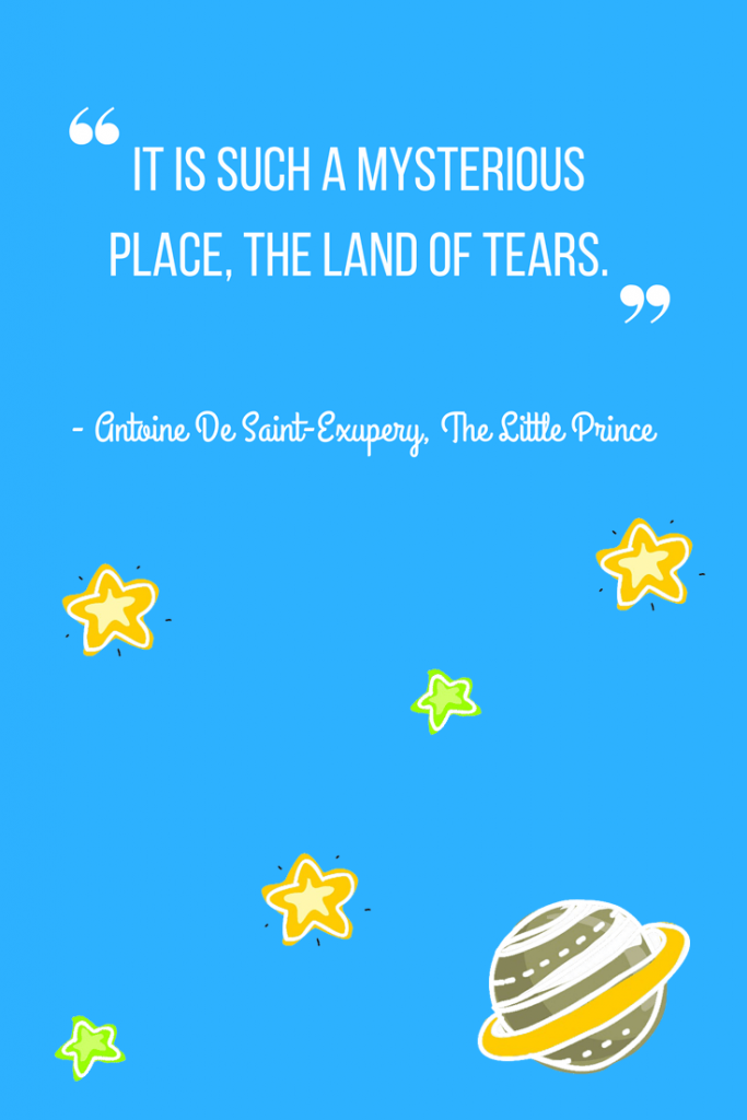 8 Timeless Quotes From The Little Prince: 10 Inspiring Quotes From The Little Prince