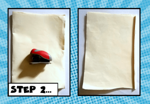 comic book step 2 staples