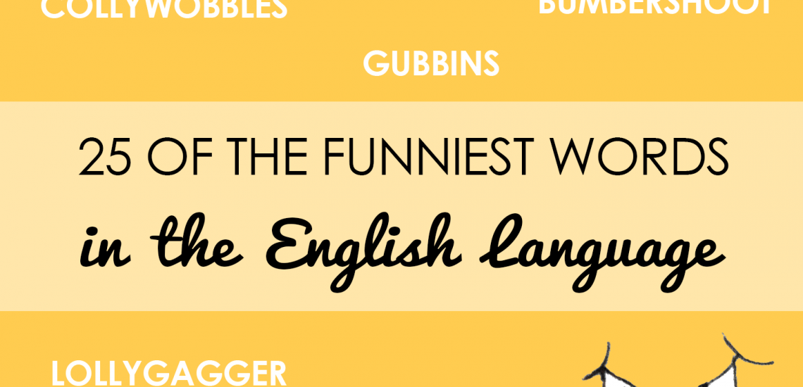 funniest words in the English Language-imagine-forest