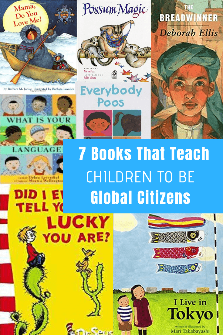 7 Books That Teach Children to Be Global Citizens