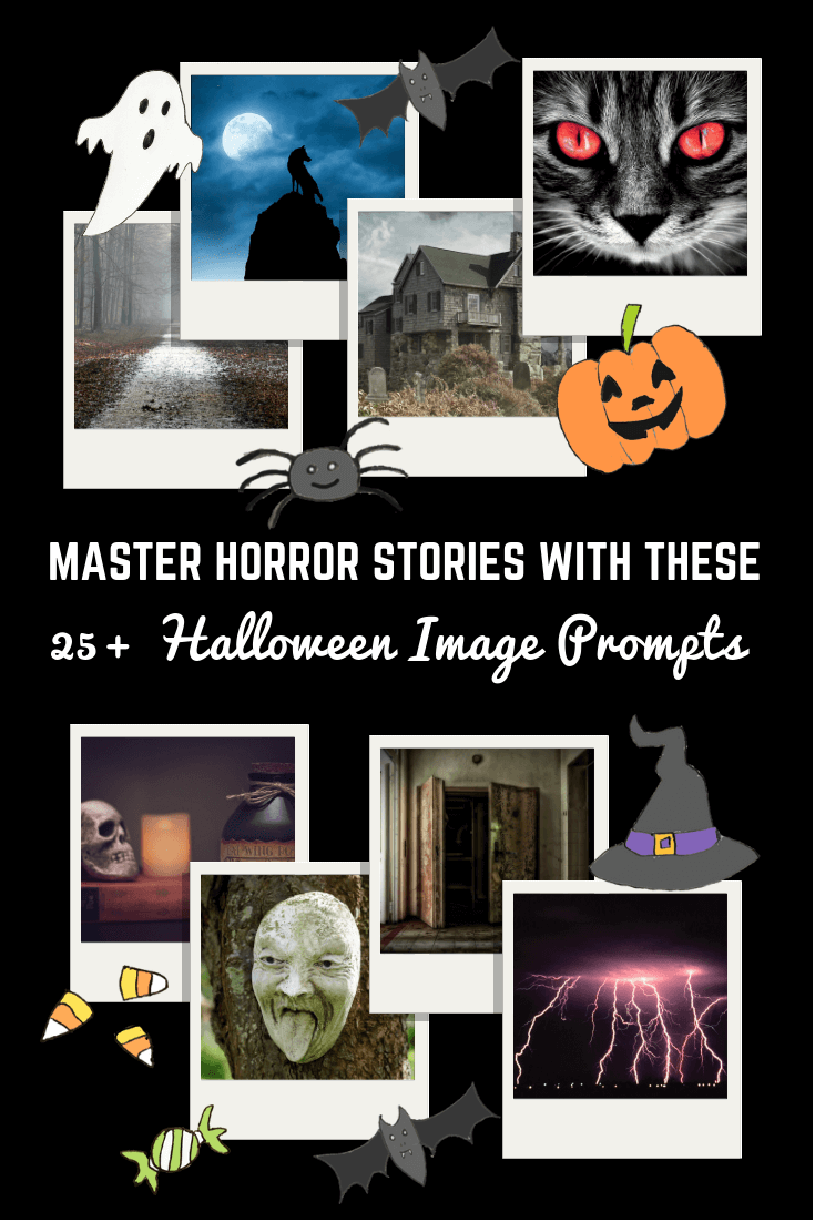 Master Horror Stories With These 25 Halloween Image Prompts