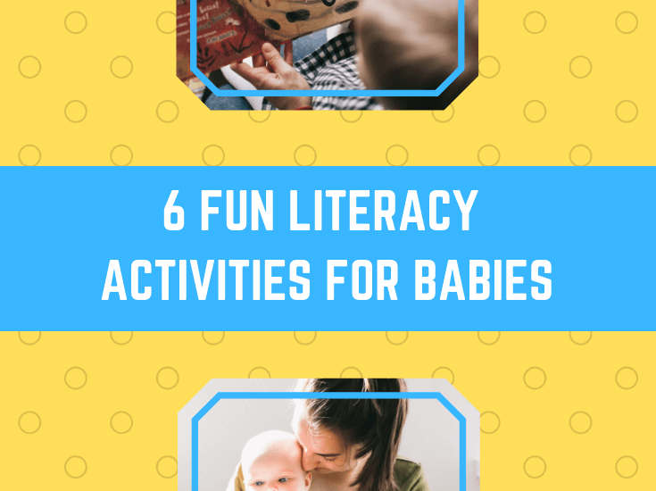 Fun Literacy Activities for Babies