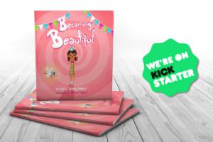 becoming beautiful book kickstarter