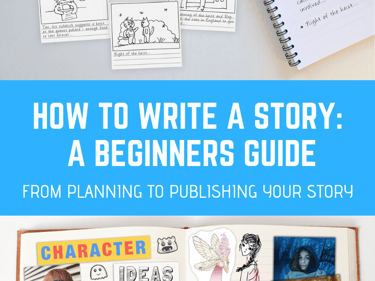 How to Write a Story in 14 Steps: The Ultimate Guide For Beginners