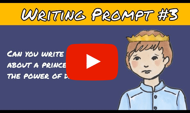 Fairytale video writing prompt