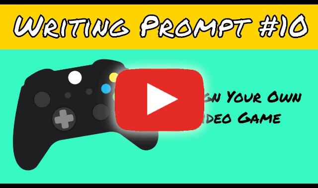 Video Gamer Prompt