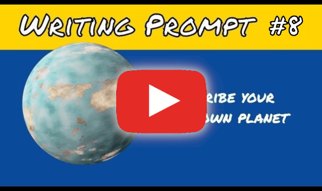 Video Prompt New Planet