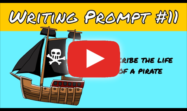 video prompt pirate life
