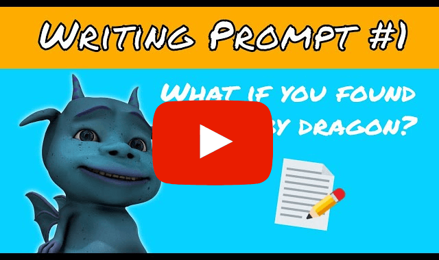Dragon video writing prompt